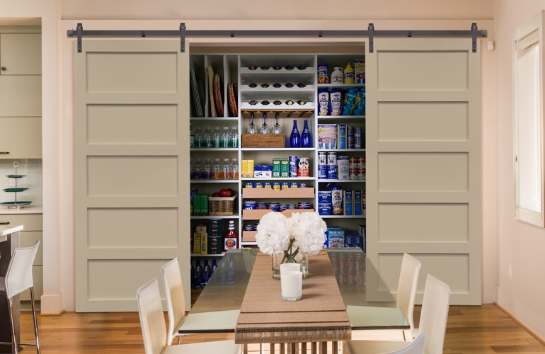 Pantry Sliding Barn Doors In New Brunswick, NJ
