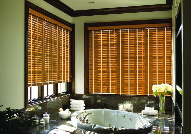 New Brunswick bathroom blinds