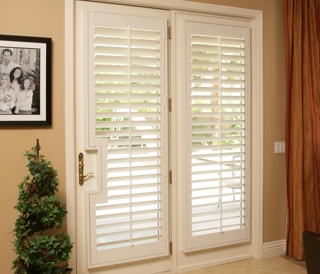 French Door Shutters In New Brunswick, NJ