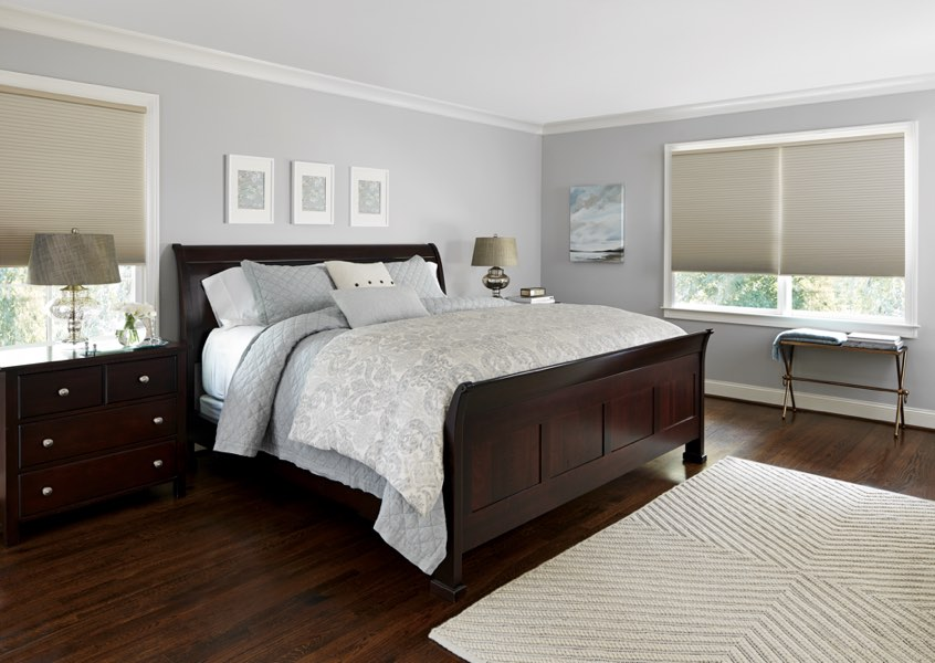 New Brunswick blackout shades bedroom