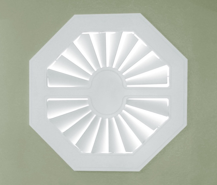 Octagon Shutter In New Brunswick
