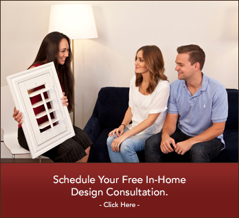 Schedule a shutter consultation in New Brunswick