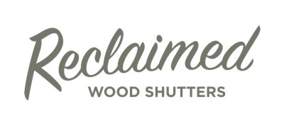 New Brunswick reclaimed wood shutters