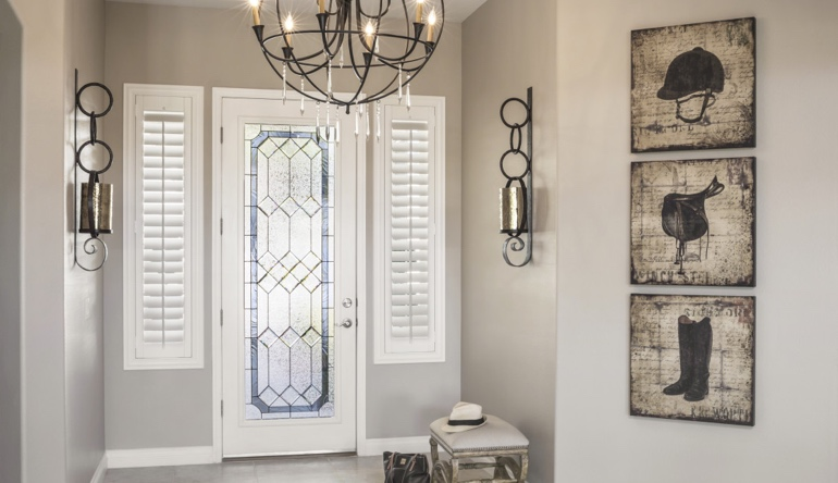 New Brunswick sidelight shutters