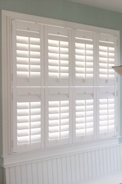 New Brunswick Studio Plantation Shutters