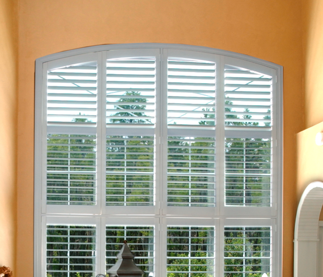 Arched Window Shutters In New Brunswick, NJ