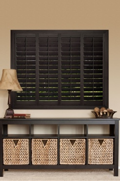 New Brunswick Timberland Plantation Shutters