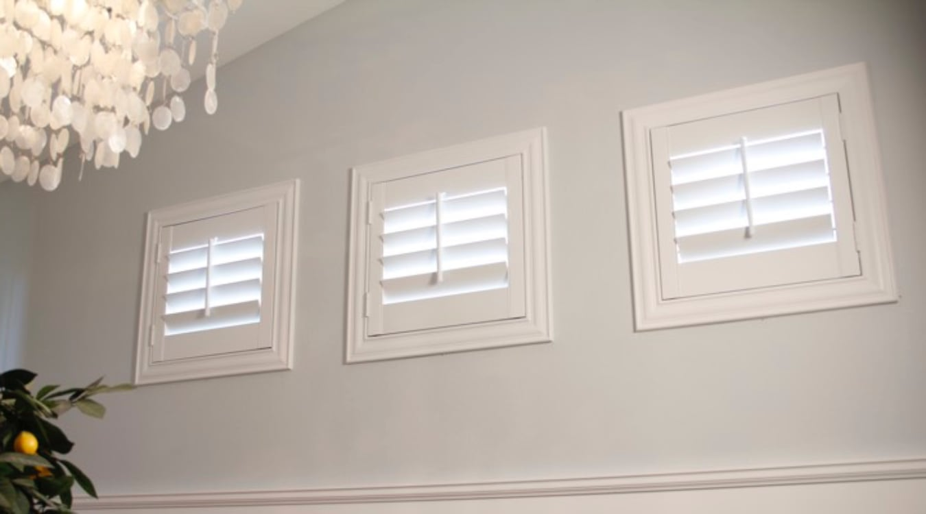 New Brunswick small window shutters