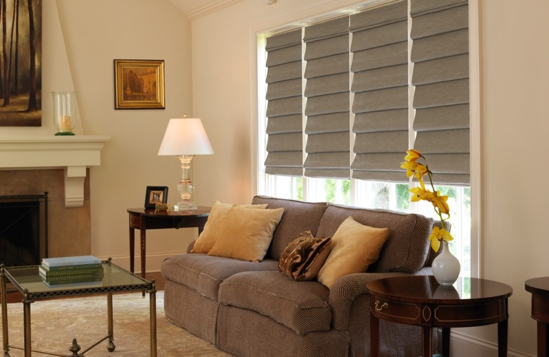 The Guide To Window Treatments For Your Living Room In New ...