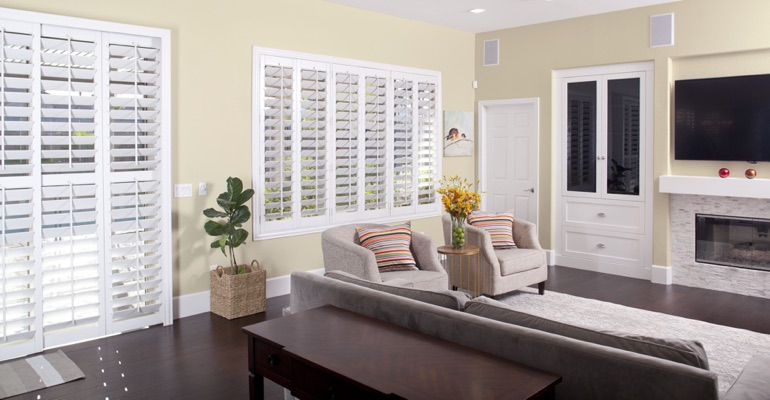 Polywood Plantation Shutters For New Brunswick, NJ Homes